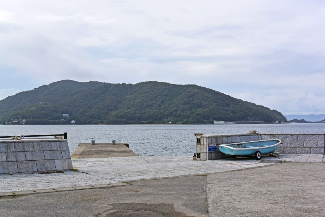 Seaside in Shodoshima