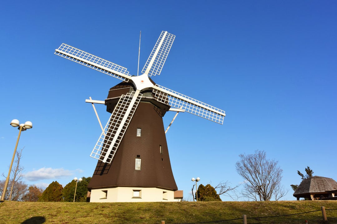 Hill of Windmill